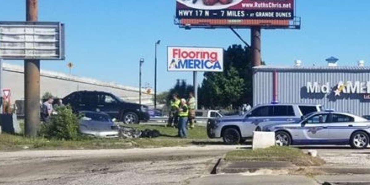 Counterfeit money found at scene of deadly crash off Highway 501, Secret Service confirms