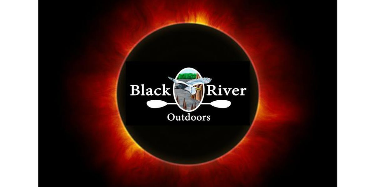 Black River Outdoors offering 'Total Solar Eclipse Kayak Tour' along Santee River