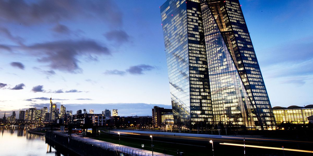 European Central Bank ends stimulus despite growth worries