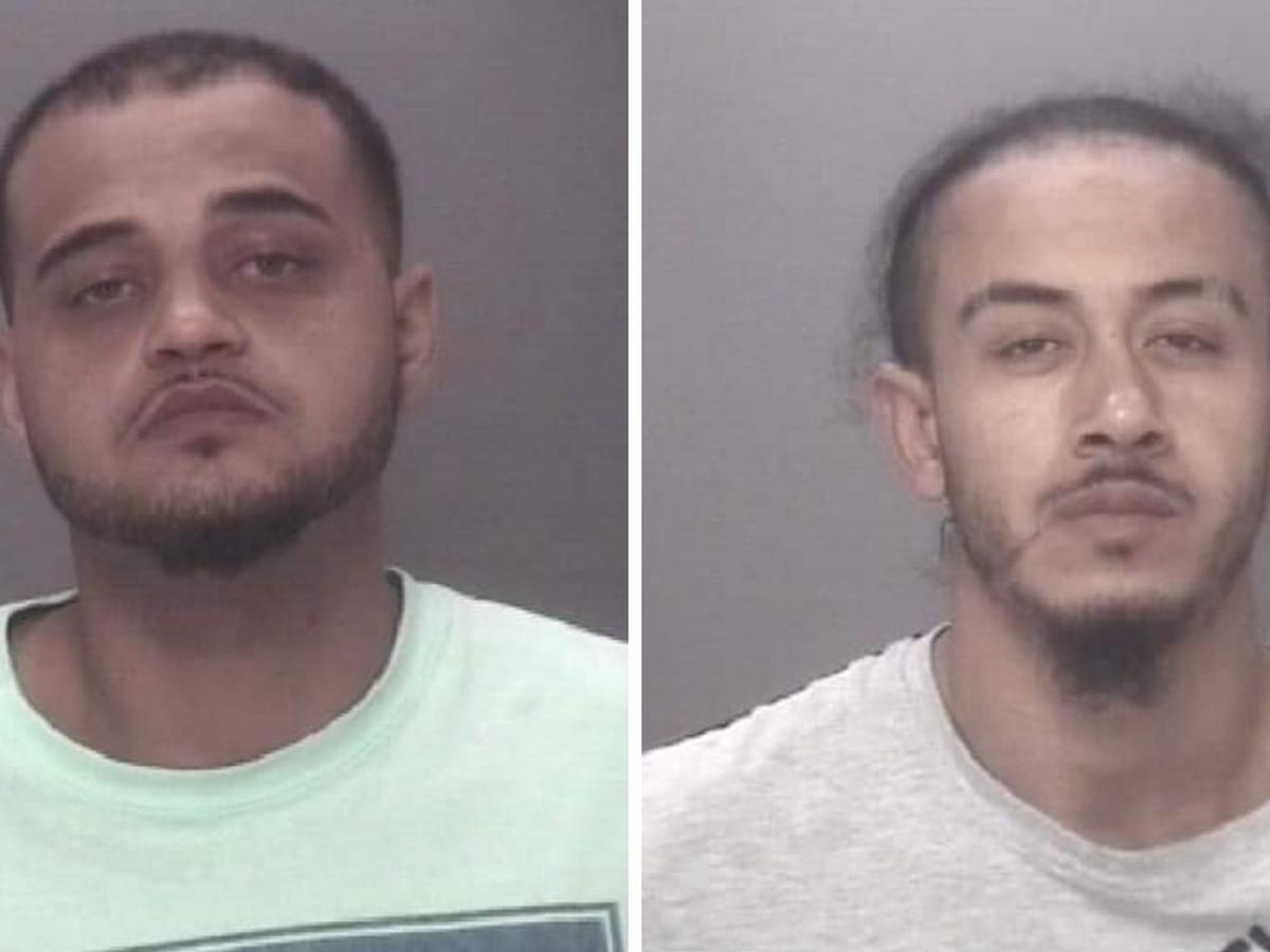 Deputies seize guns, heroin, cocaine during investigation