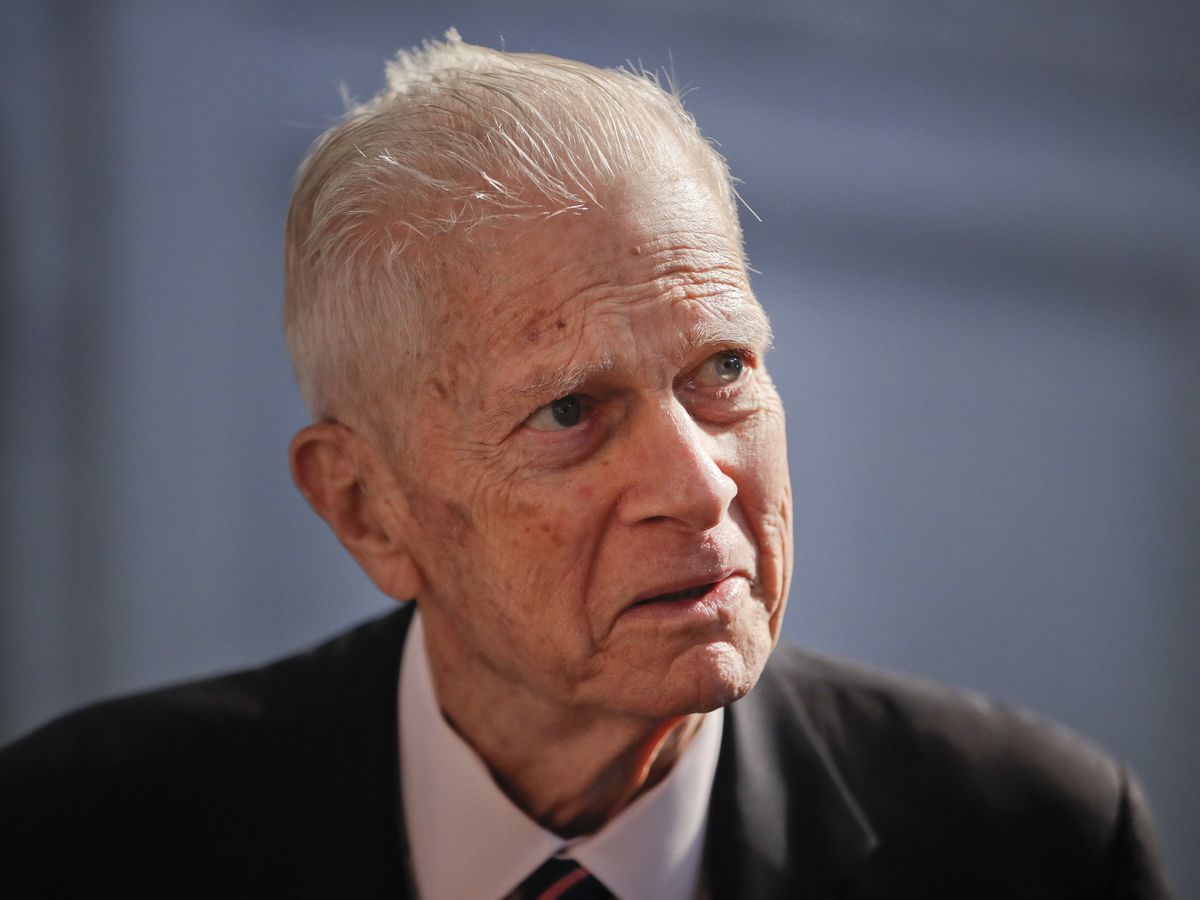 Former Librarian of Congress James Billington dead at 89