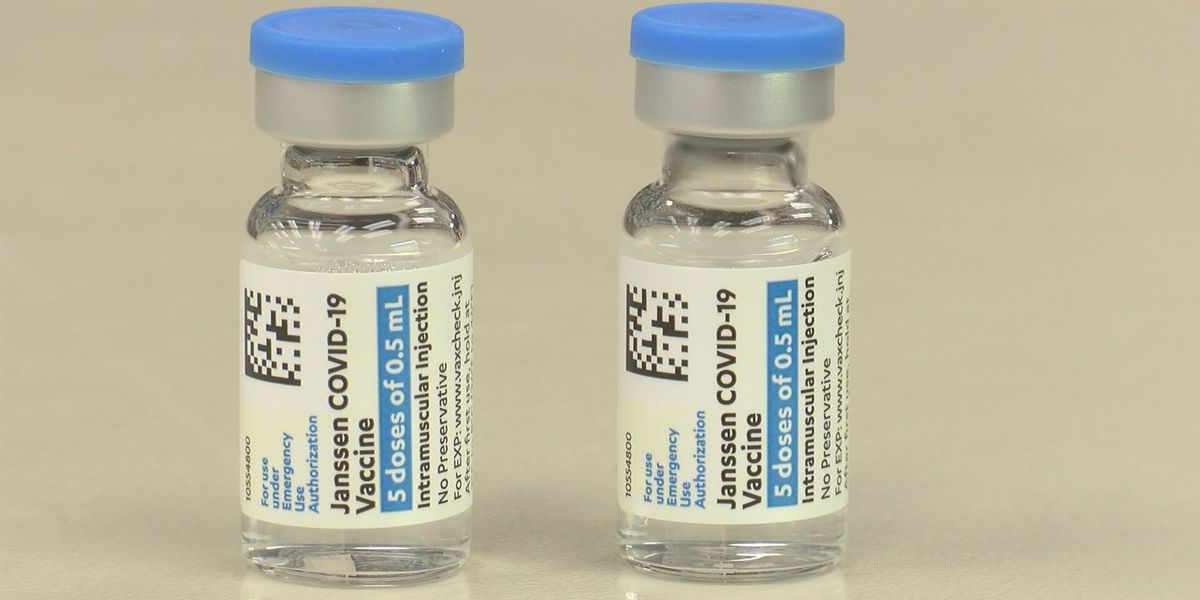 Doctors, DHEC fight vaccine hesitancy following Johnson & Johnson vaccine pause