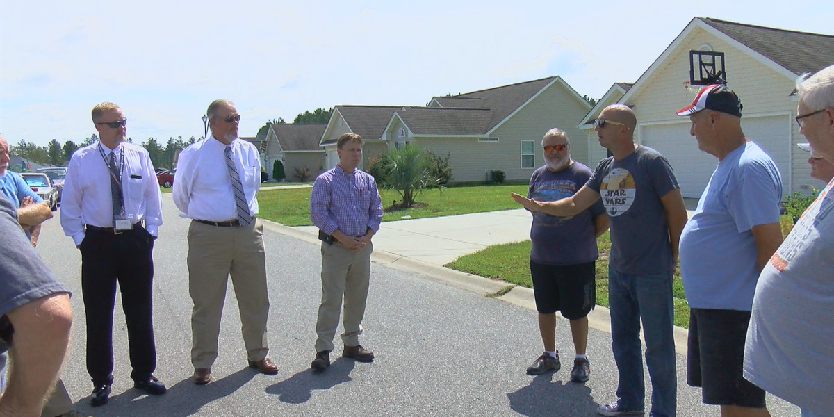Flood victims tell Horry County officials 'something needs to happen'