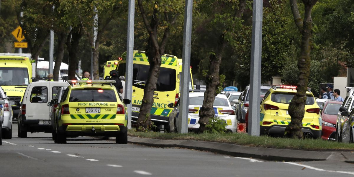 Alleged shooter in New Zealand mosque attacks mentions Dylann Roof as inspiration
