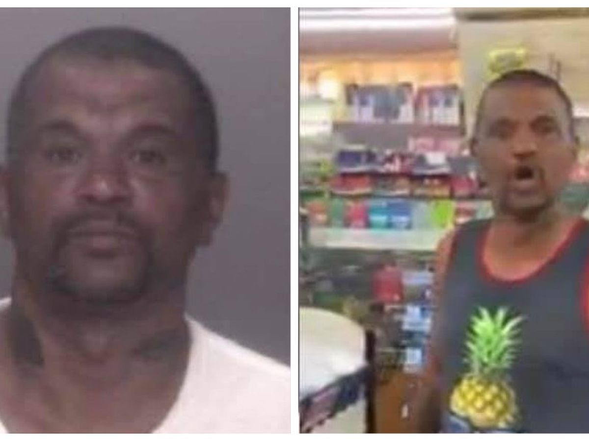 Deputies: Man charged after altercation with elderly man at Robeson Co. convenience store