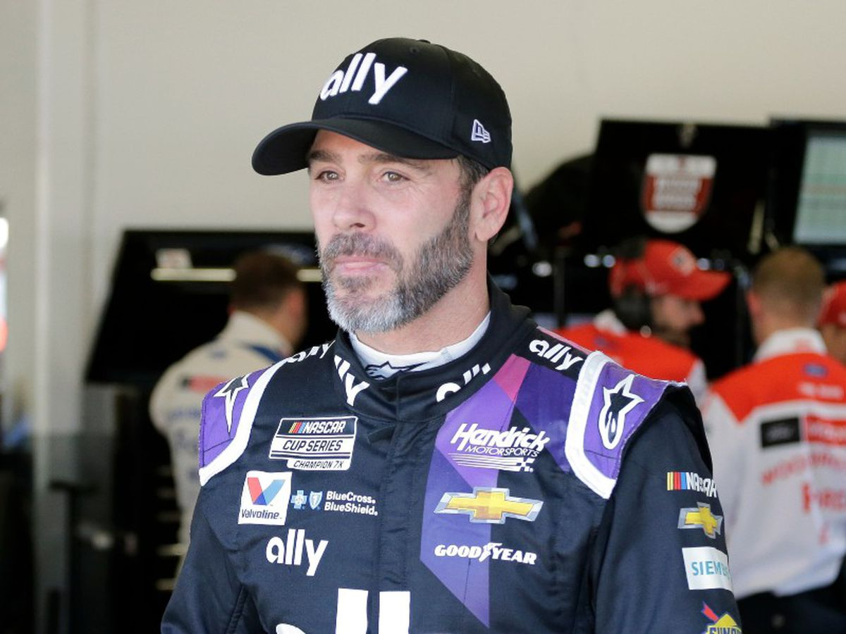 Jimmie Johnson cleared to race after 2 negative coronavirus tests