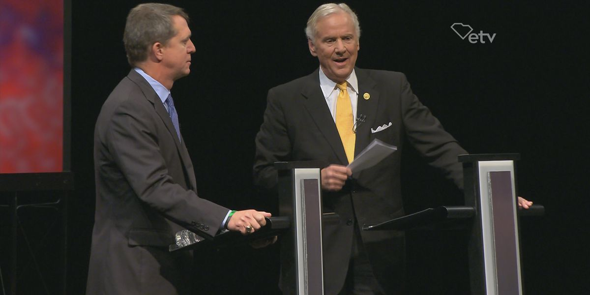 SC's Governor candidates stance on key issues ahead of Nov. 6 vote