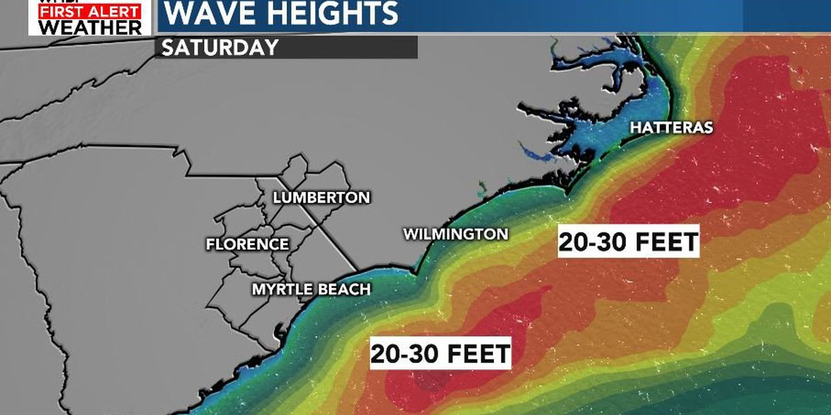 FIRST ALERT: Heavy rain at times, increasing winds through Saturday