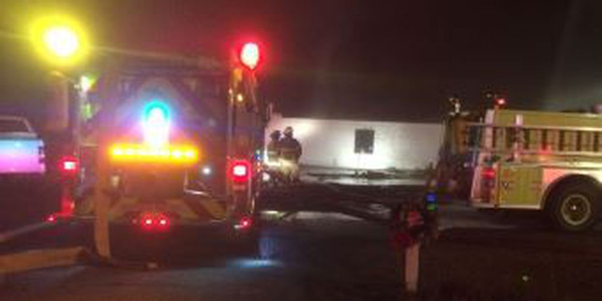 Florence firefighters investigate blaze on South Irby Street