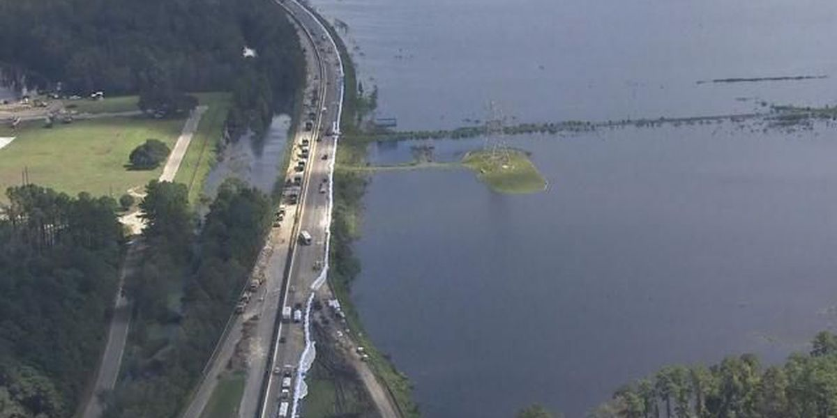 SCDOT asks for federal funding to potentially raise section of Highway 501
