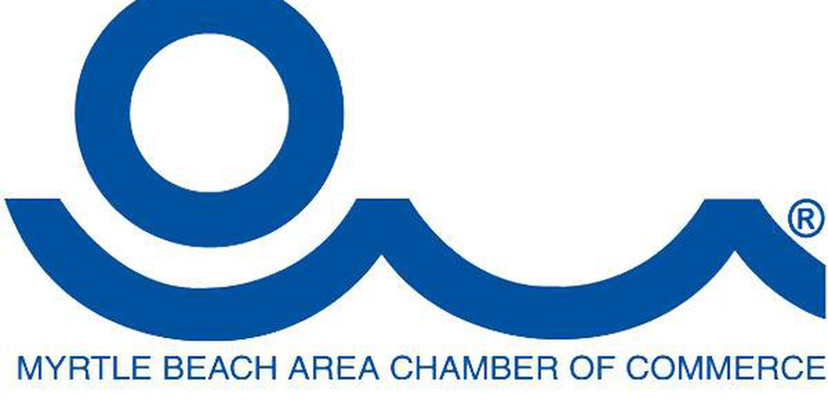 Events held by the Myrtle Beach Chamber of Commerce to benefit community