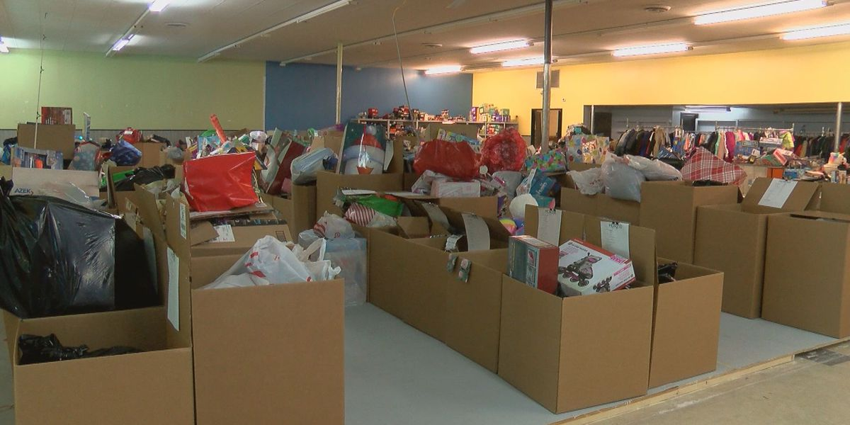 Distribution starts Wednesday for The Salvation Army's Angel Tree program