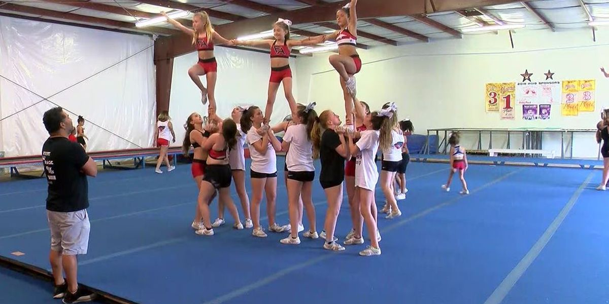 Fearless Athletics brings competitive cheer to Myrtle Beach