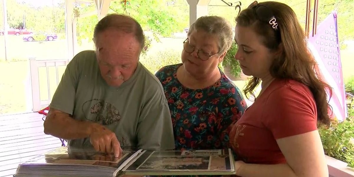 'We had no idea': Conway man discovers nearby biological family after DNA test