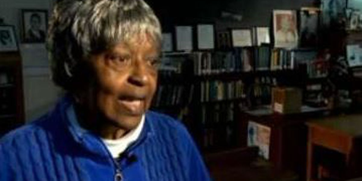 Myrtle Beach activist who helped restore colored school dies