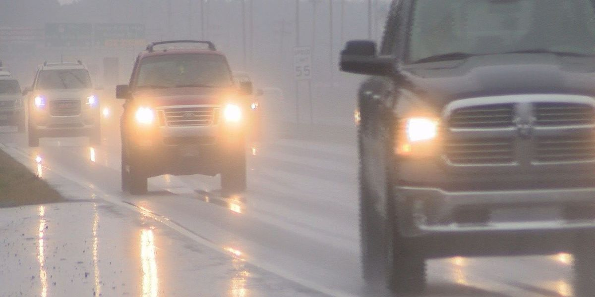 Winter storm's effects on Horry County minimal