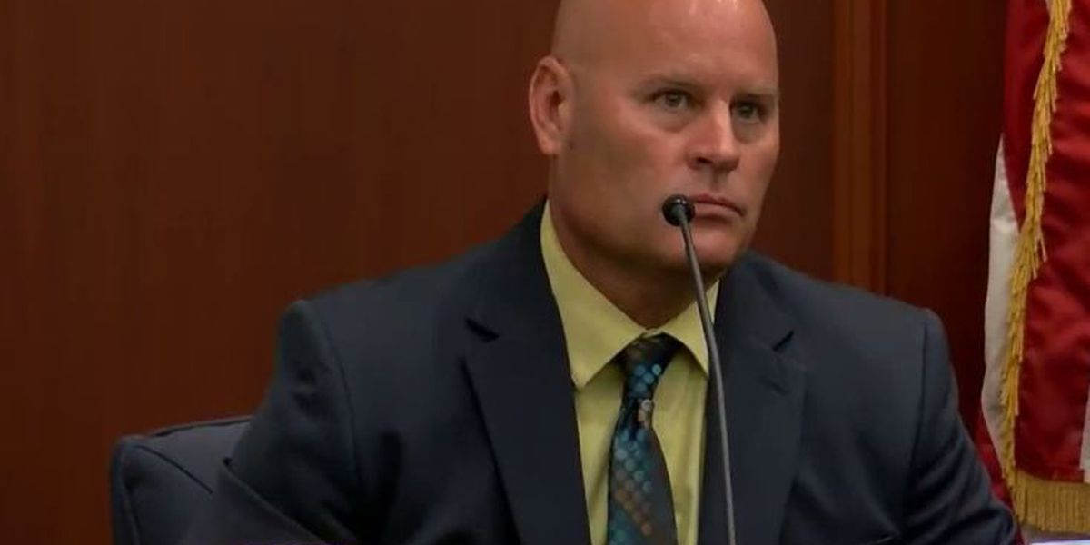 Lead investigator testifies about conversations with Sidney Moorer during day two of his obstruction of justice trial