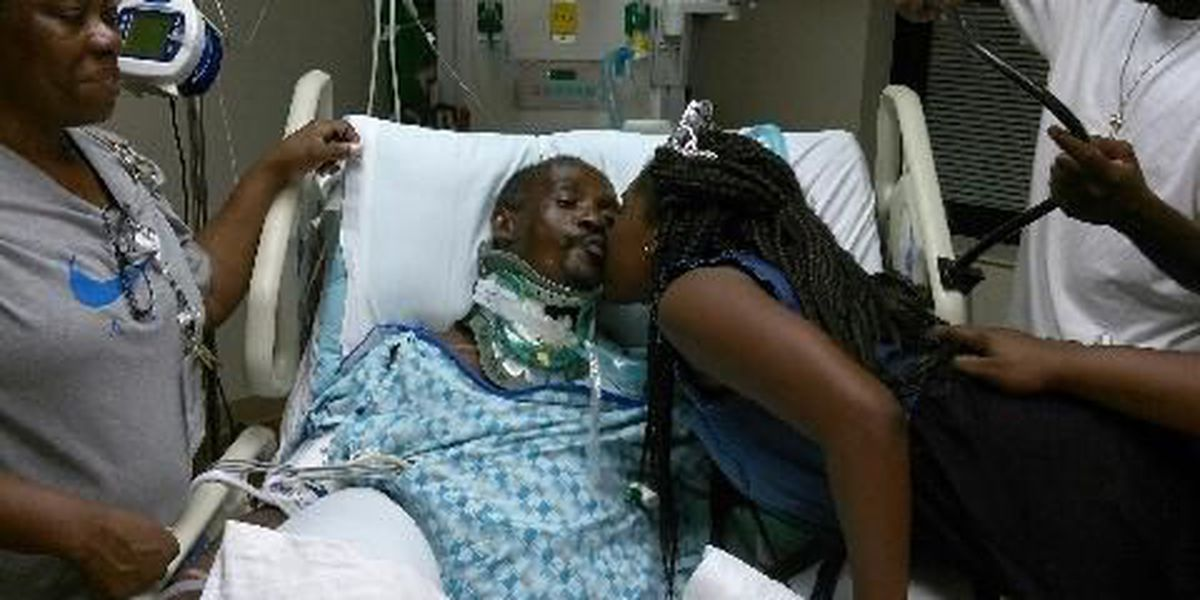 This is Carolina: Community rallies behind man paralyzed after helping neighbor