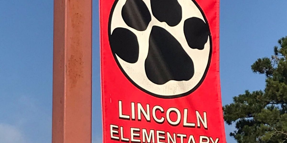 Child struck by bullet at Lincoln Elementary School in Leland