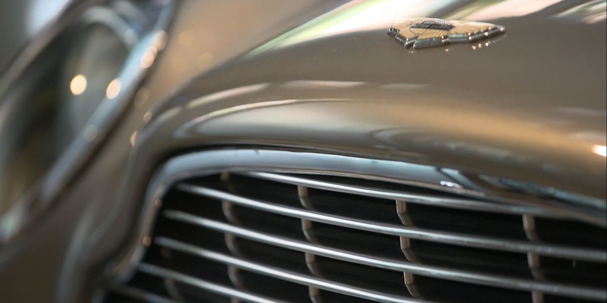 James Bond's Aston Martin goes for $6 million at auction