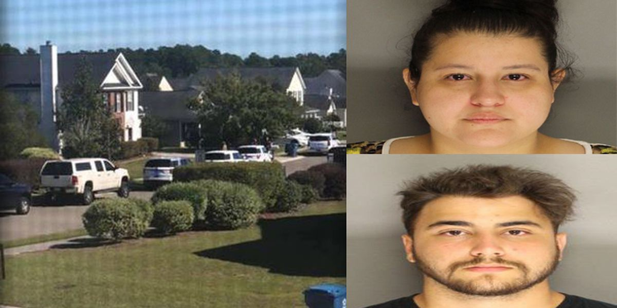 Deputies: Parents charged after kids found locked in room at Berkeley Co. home