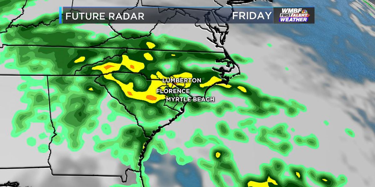 FIRST ALERT: Cool Thursday followed by a wet Friday