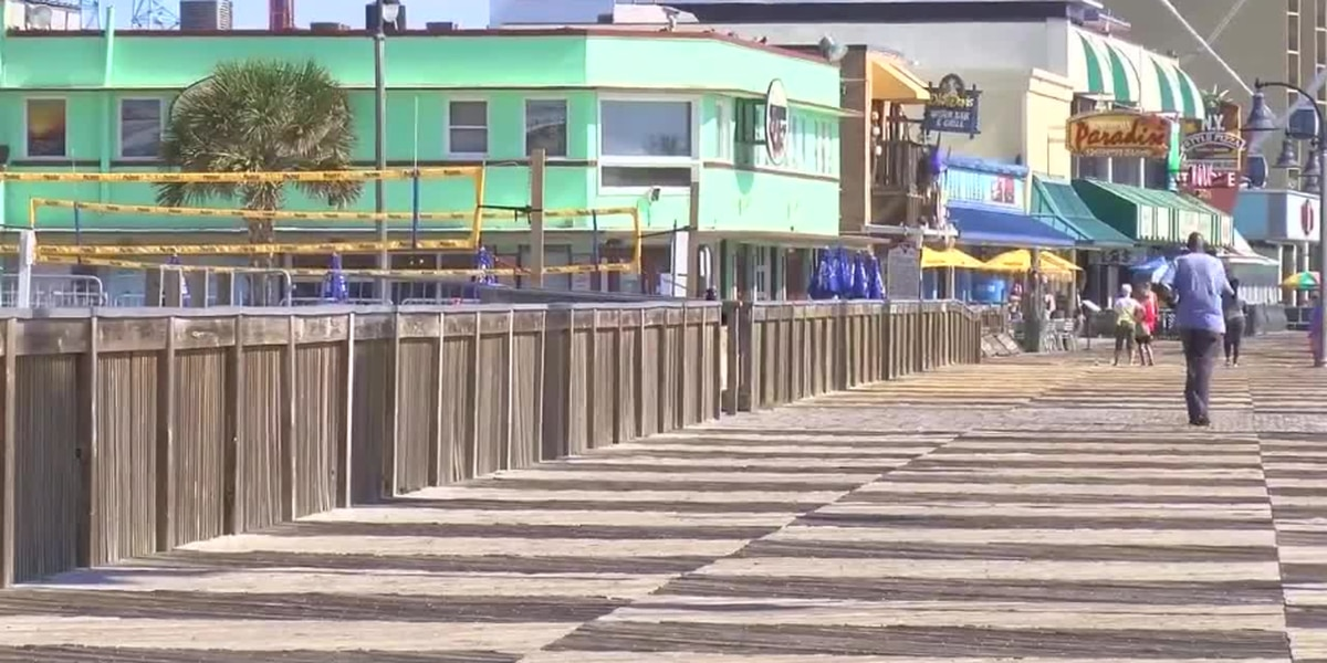 'This year we just pray we can recover,' business down in Myrtle Beach after Florence