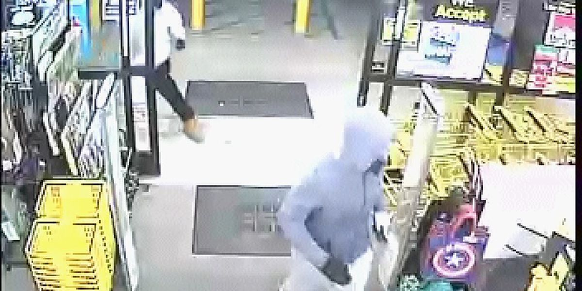 Investigators release surveillance photos in Marion County Dollar General robbery