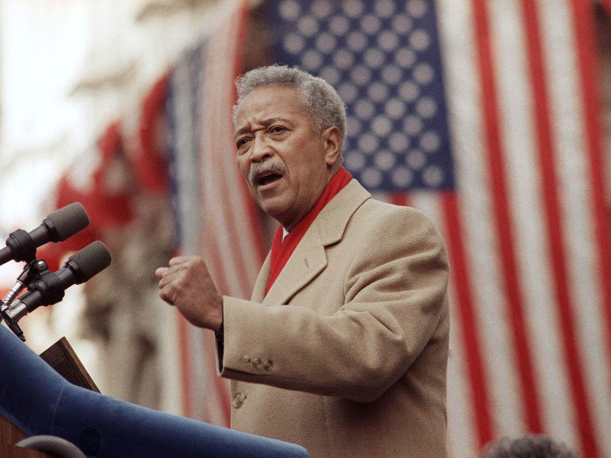 New York City's first Black mayor, David Dinkins, dies at 93
