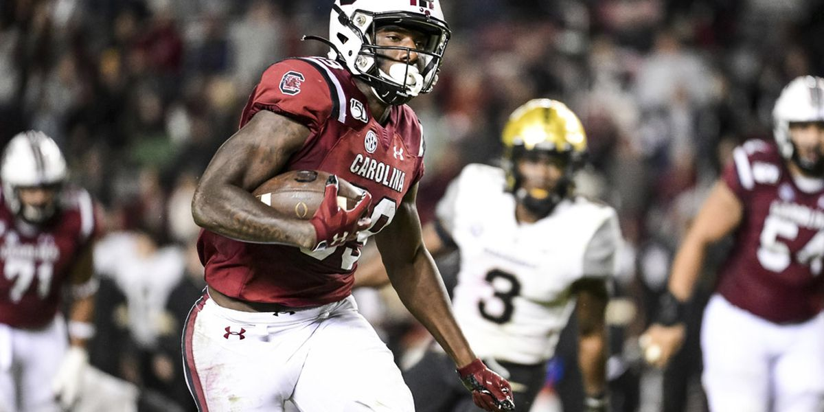 Conway native, UofSC alum Bryan Edwards honored at Williams-Brice Stadium