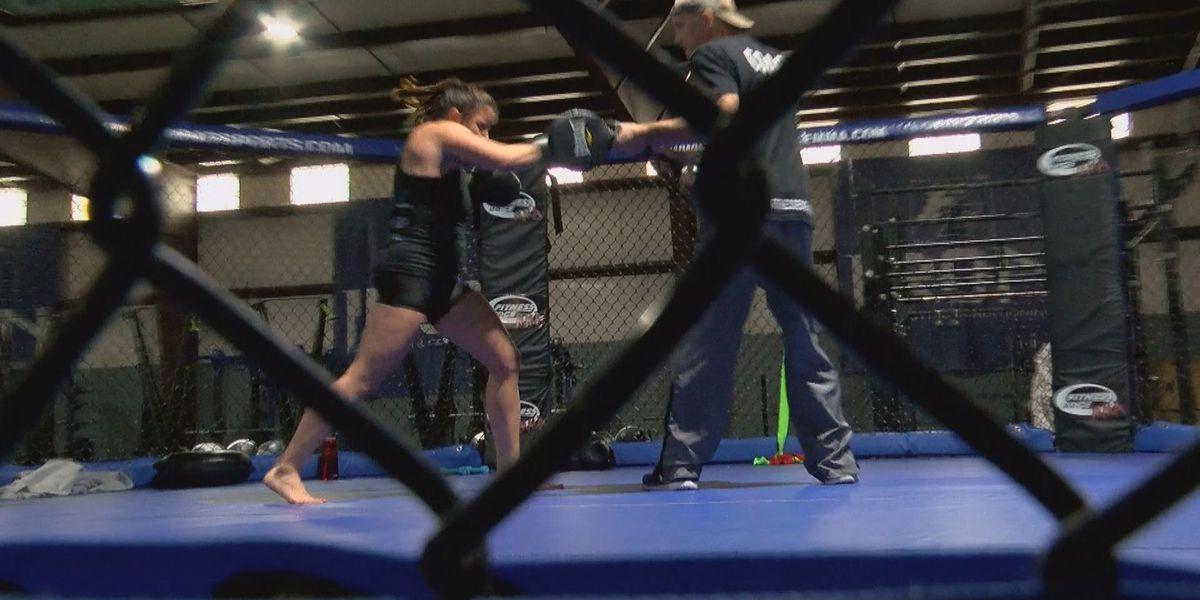 Local MMA fighter preparing for World Championship