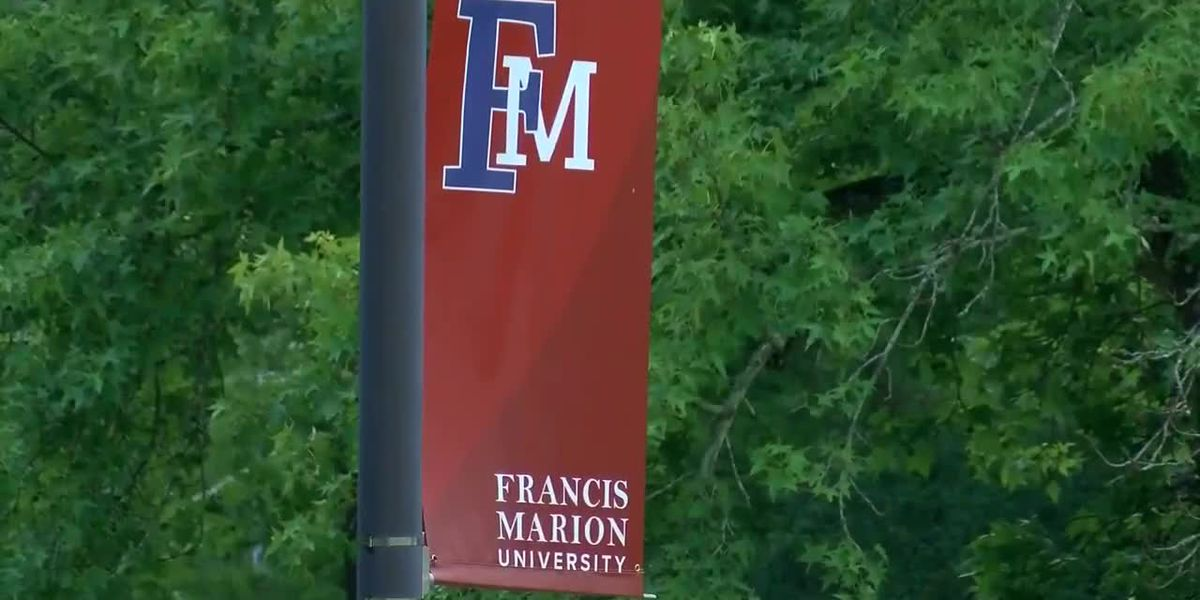 Francis Marion University president explains fall reopening plan