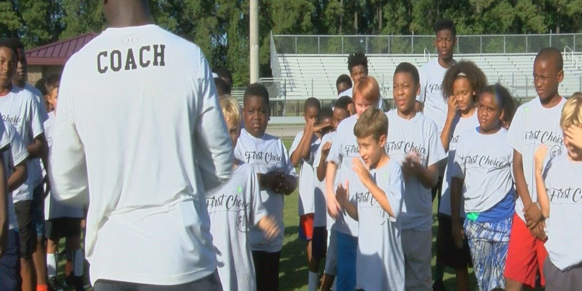 Marcus Lattimore hosts youth football camp with free health screenings