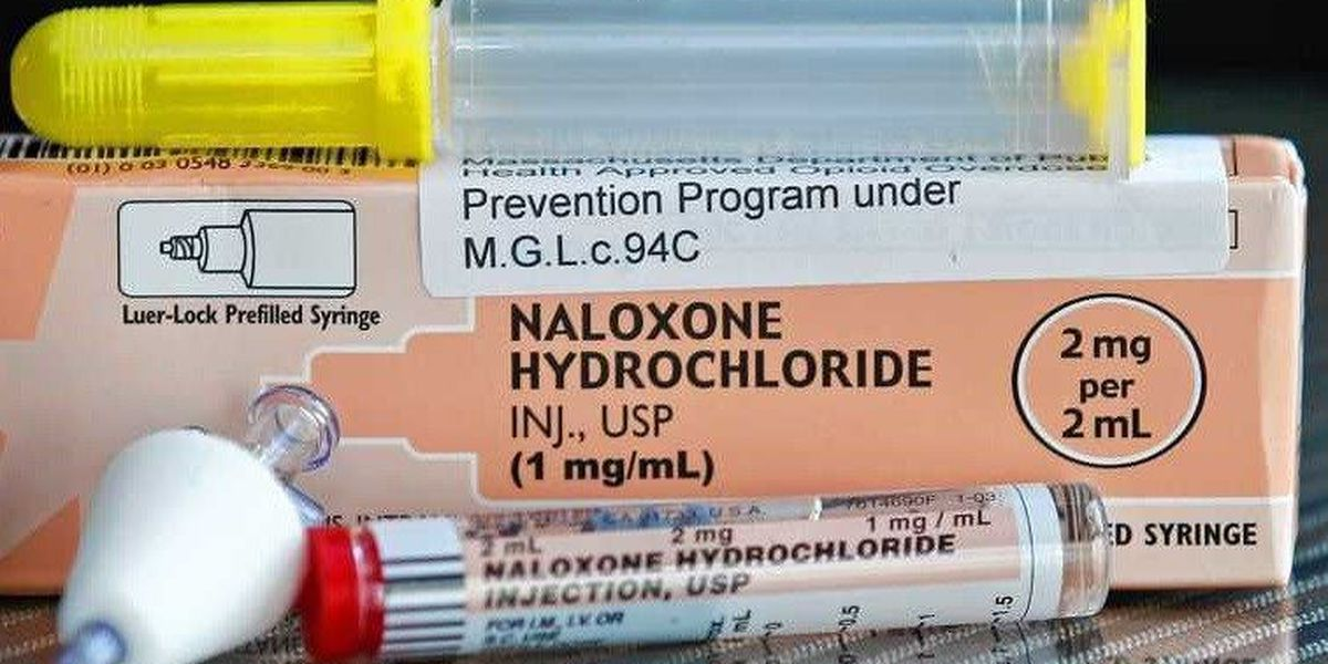 North Myrtle Beach fire rescue division will now carry Narcan