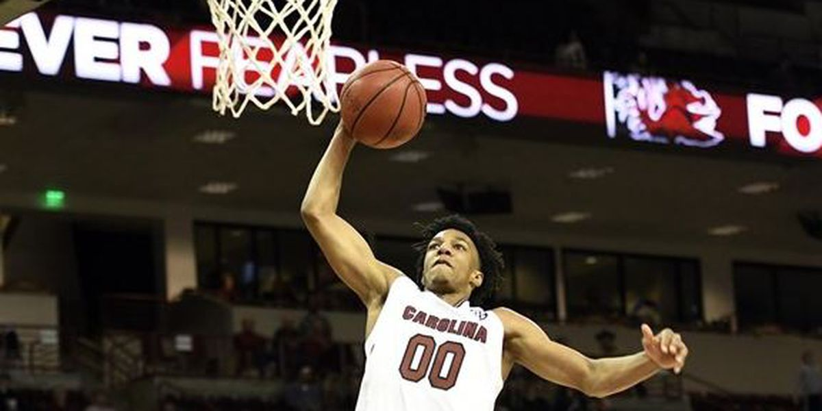 Gamecocks' AJ Lawson declares for NBA Draft, signs with agent