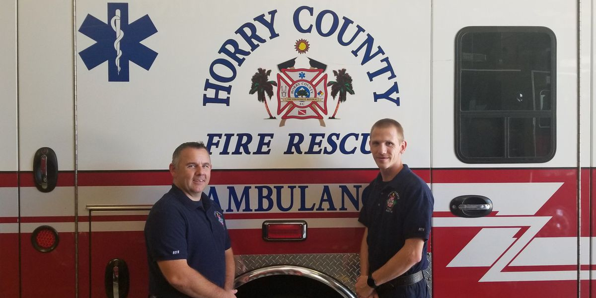 Horry County Fire Rescue crew goes extra mile to help patient in need