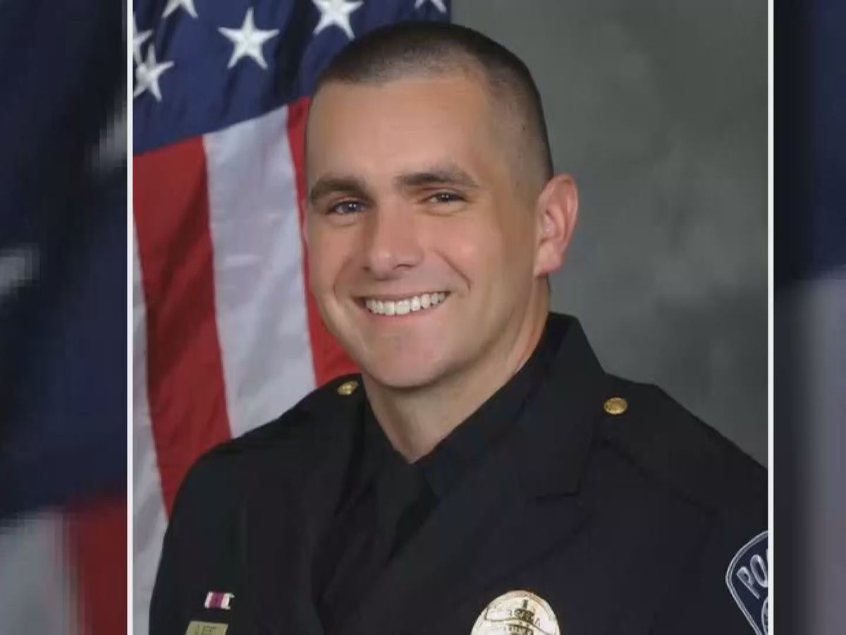 Scammers asking for donations to assist fallen North Myrtle Beach officer's family