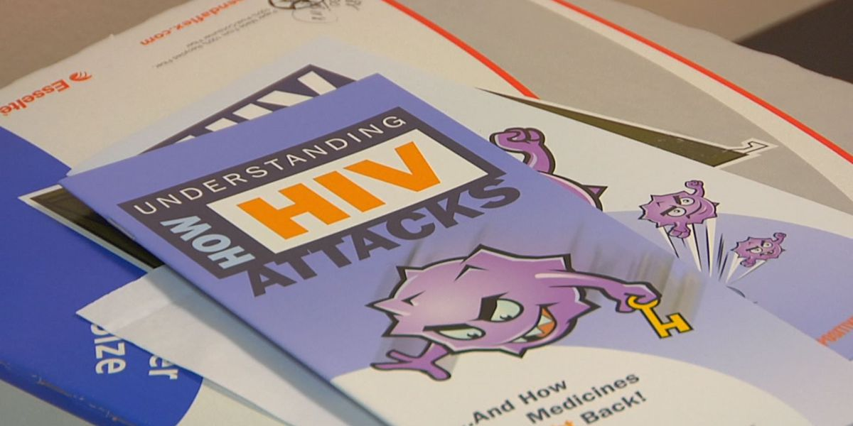 Studies show high rates of HIV/AIDS cases in SC