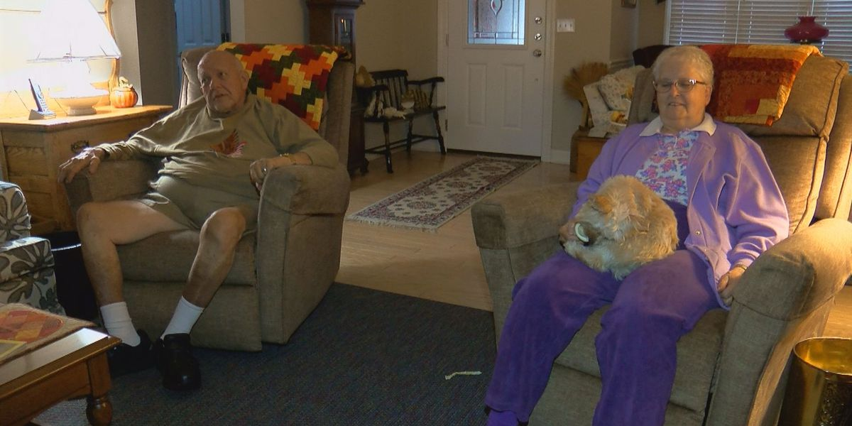 Grand Strand veteran, wife happy to be alive after man burglarizes home