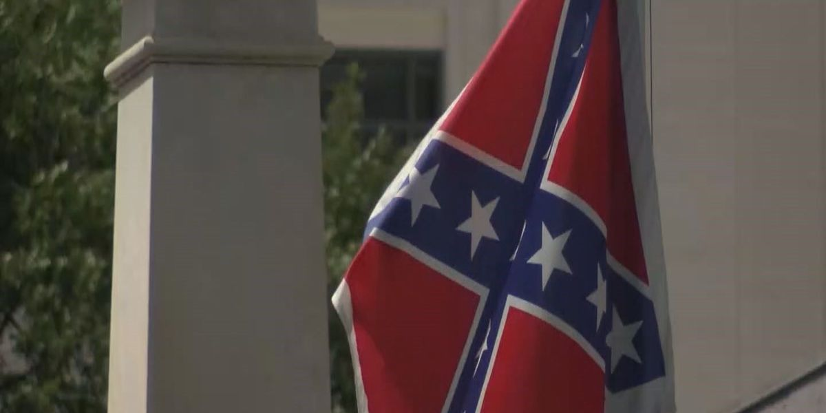 West Florence High student disciplined after bringing Confederate flag to football game