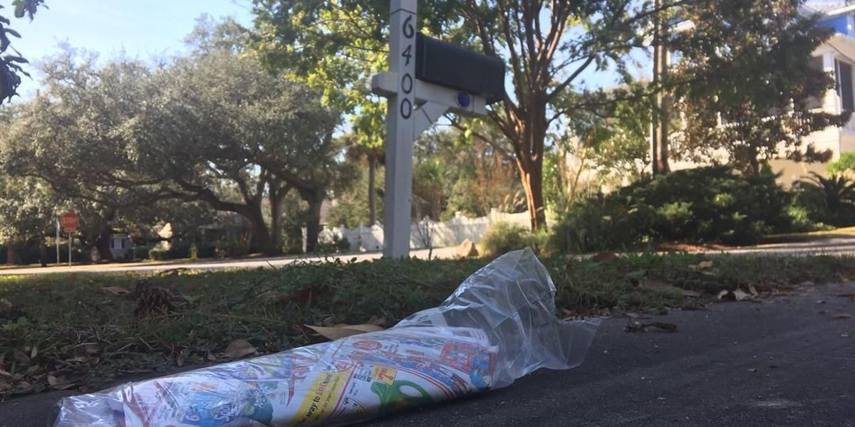 County considers ordinance to ban unsolicited newspapers and fliers