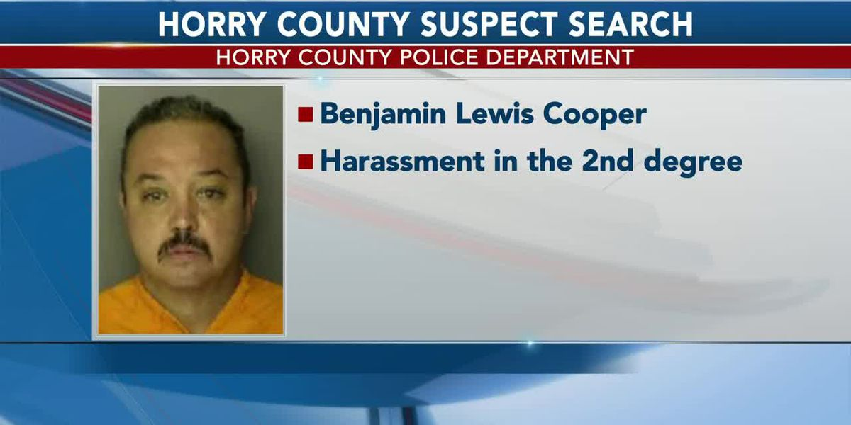 Feb. 27 Horry County Suspect Search