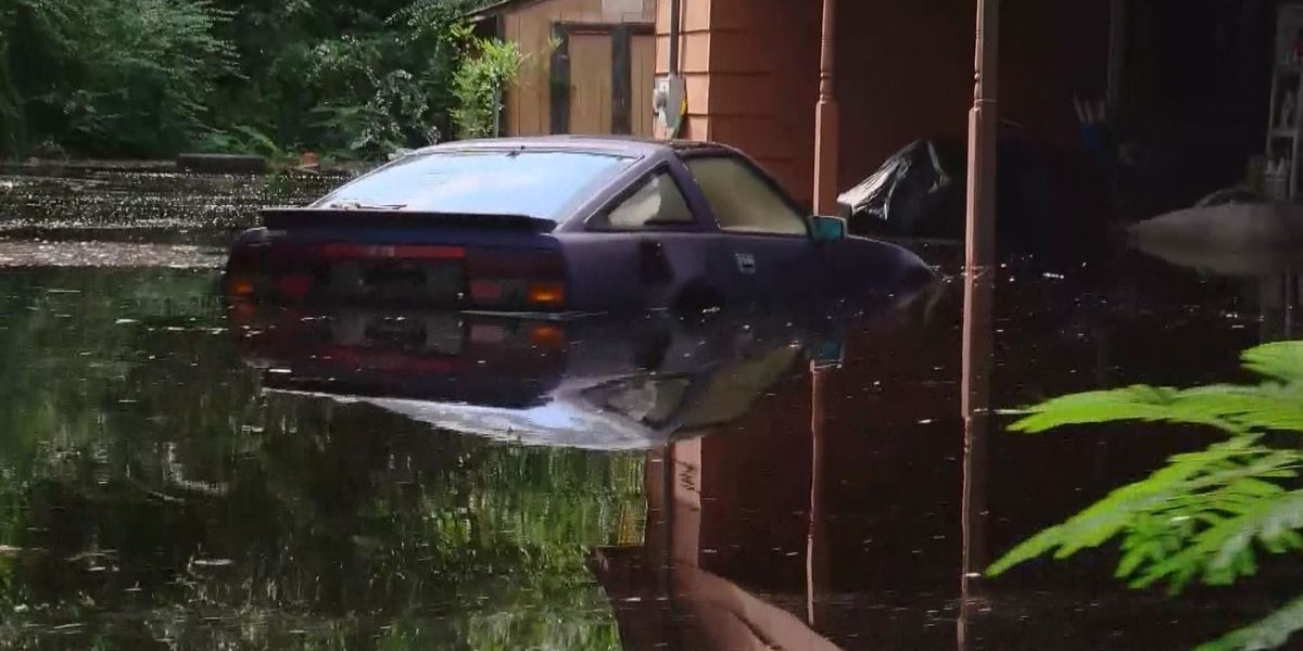 Road to Recovery: What to do if your car was flooded