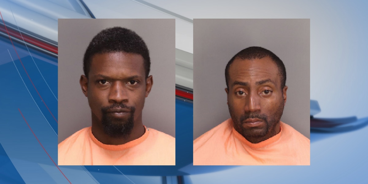 Deputies: 2 charged with murder in Florence County