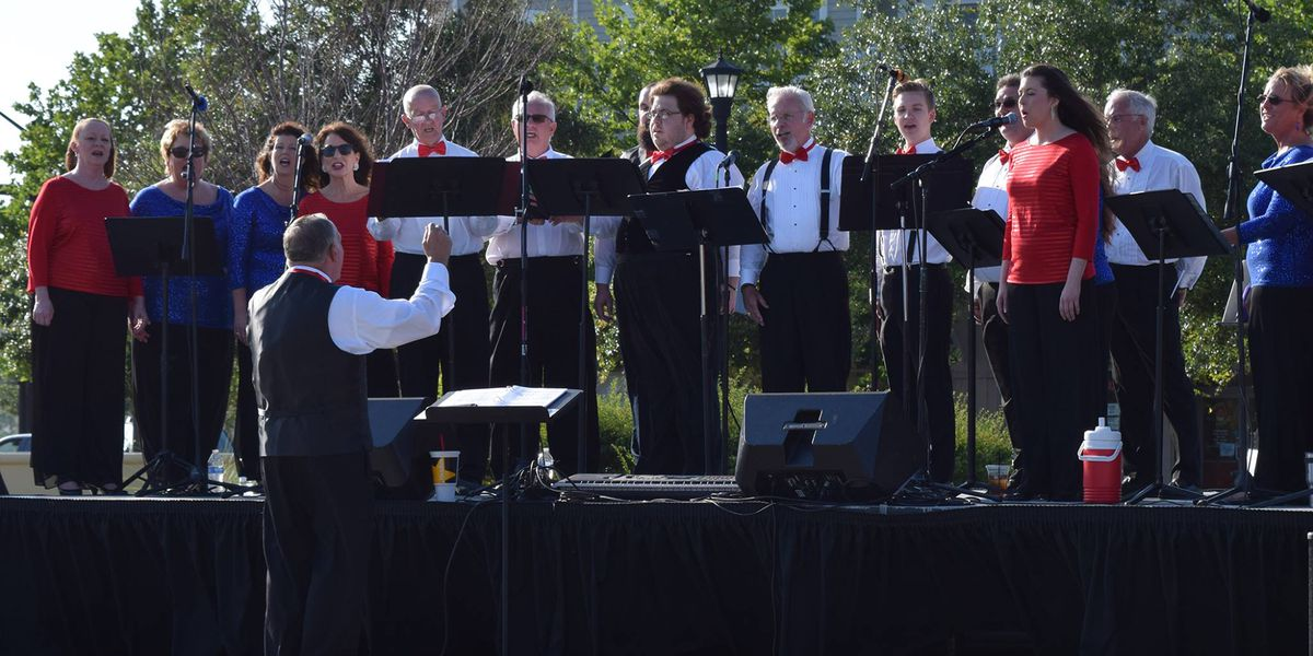 Free patriotic concert to be held Saturday at Plyer Park