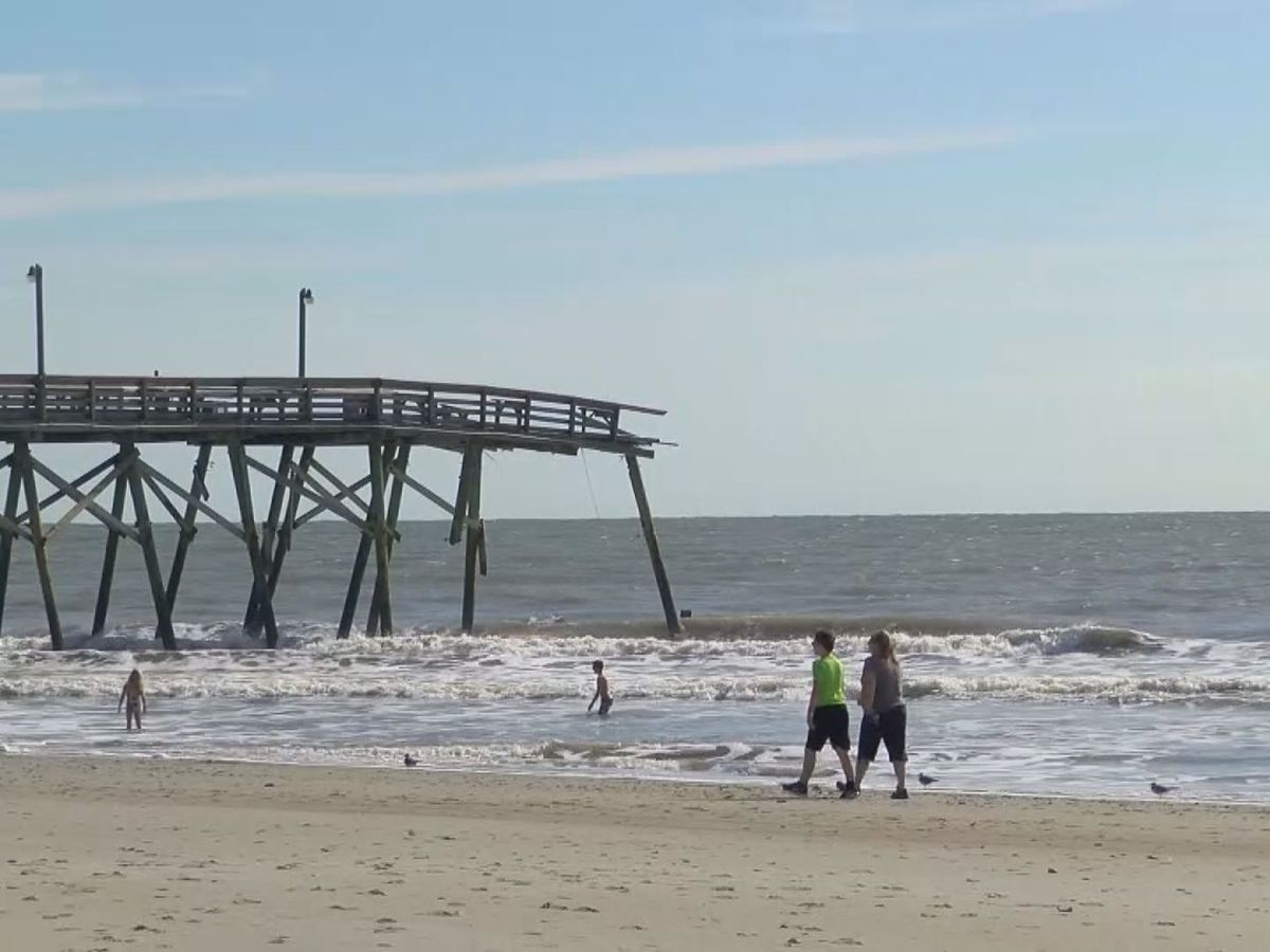 Surfside pier reconstruction project given 'green light' after FEMA grants permit