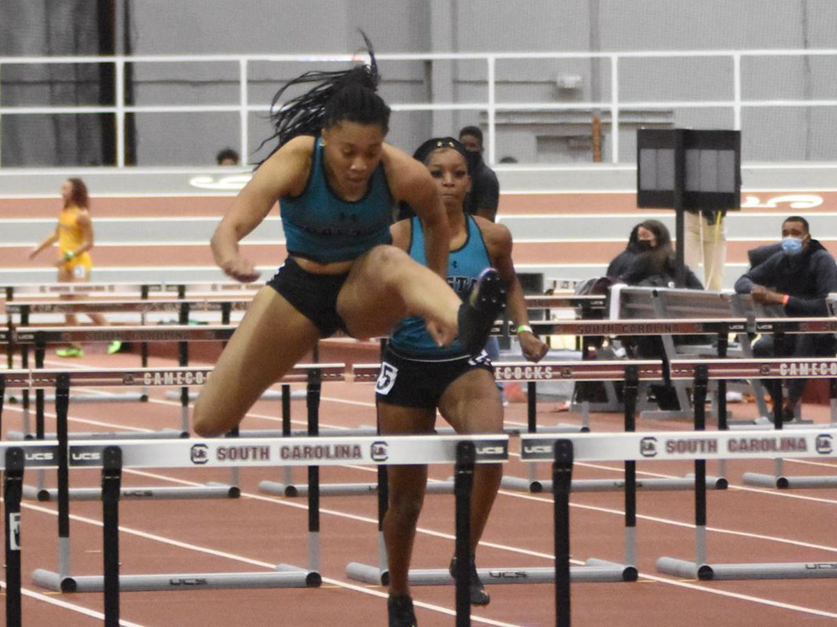 Williams and Pearsall compete on Day 1 of Liberty Elite Invite