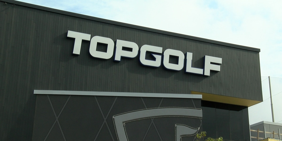 Topgolf Myrtle Beach sets reopening date