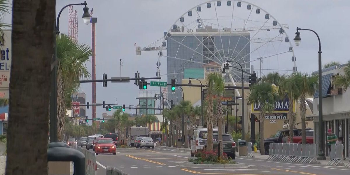 One Grand Strand organization works to revitalize downtown Myrtle Beach