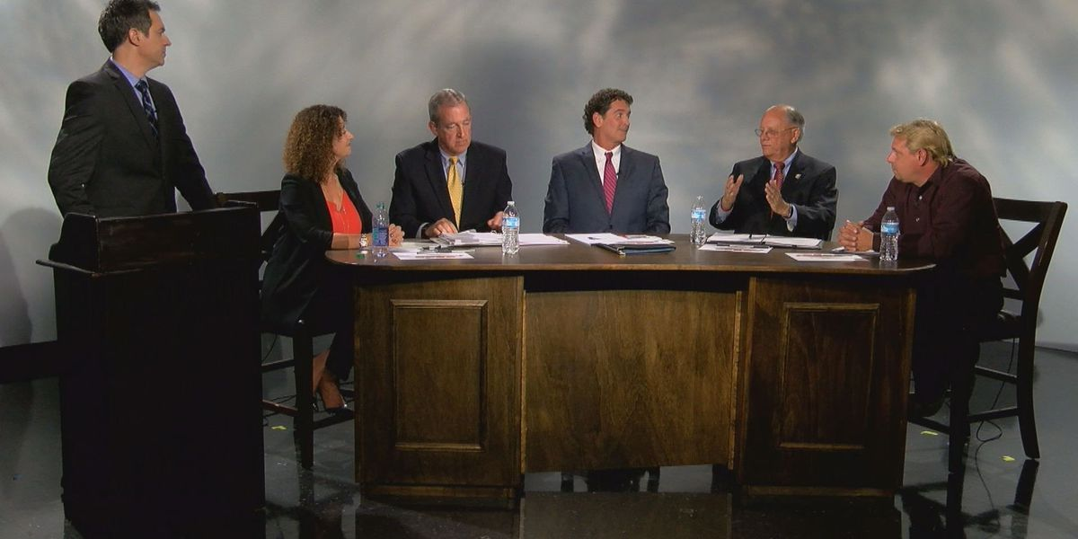 Myrtle Beach mayoral candidates make final push ahead of election